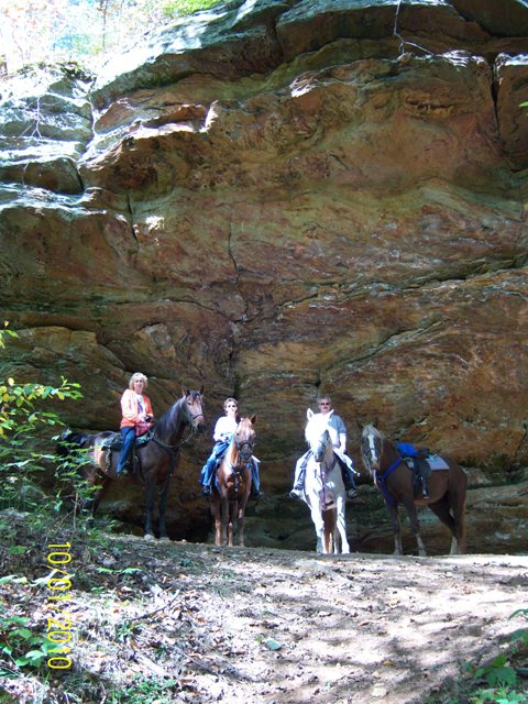 The McKeever Group at Badger Cave